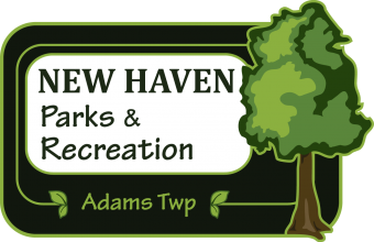 Moser Park Nature Center - New Haven Adams Township Parks and Recreation Logo