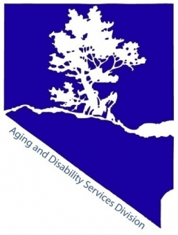State of Nevada Aging and Disability Services Division Logo