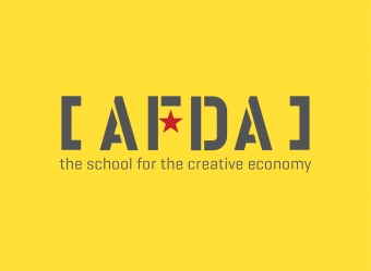 AFDA – THE SCHOOL FOR THE CREATIVE ECONOMY Logo