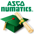ASCO Numatics Industrial Automation Engineering College Scholarships Logo