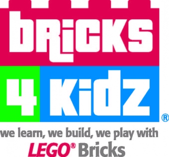 Bricks 4 Kidz - Eugene/Springfield, OR Logo