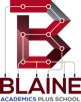 James G. Blaine Logo