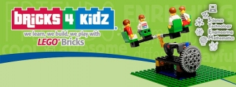 Bricks 4 Kidz Robotics 5th-6th grades logo