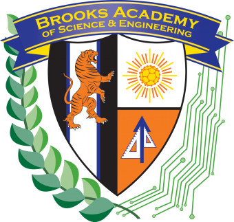 Brooks Academy of Science and Engineering Logo