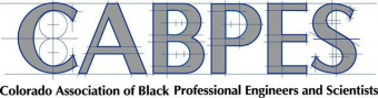 Colorado Association of Black Professional Engineers and Scientists Logo