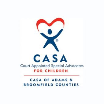 CASA of Adams and Broomfield Counties Logo