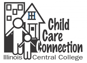 Illinois Central College Child Care Connection Logo