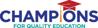Champions for Quality Education Logo