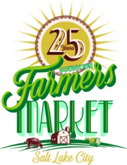 Salt Lake City Downtown Farmers Market Logo