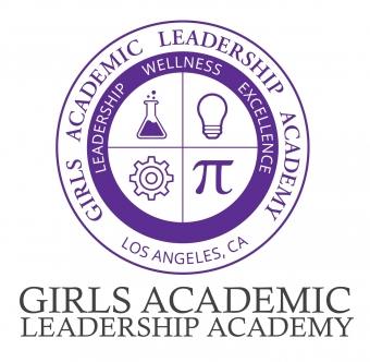 Girls Academic Leadership Academy Logo