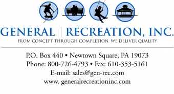 General Recreation, Inc. Logo