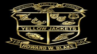 Howard W. Blake High School Logo