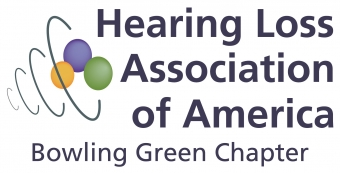 Hearing Loss Association of America Bowling Green Chapter Logo