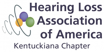 Hearing Loss Association of America Kentuckiana Chapter Logo