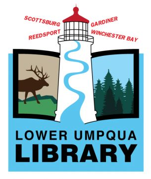 Lower Umpqua Library Logo