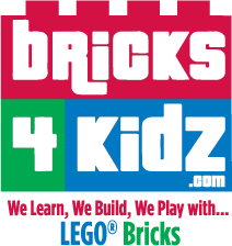 Bricks 4 Kidz - Brooklyn Logo