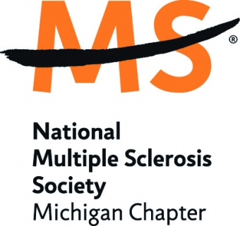 The National Multiple Sclerosis Society Michigan Chapter Logo