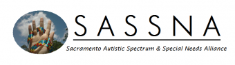 Sacramento Autistic Spectrum and Special Needs Alliance Logo