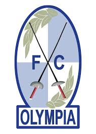 Olympia Fencing Center Logo
