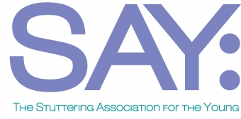 SAY: The Stuttering Association for the Young Logo