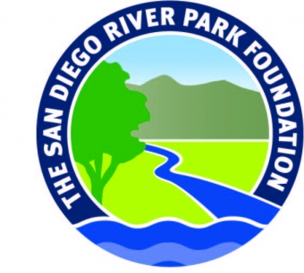 River Cleanup at Ward Road in Mission Valley East  Logo
