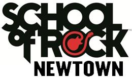 School of Rock Newtown Logo