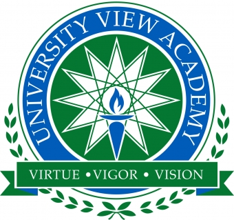 University View Academy Logo