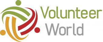Volunteer World United Kingdom Logo