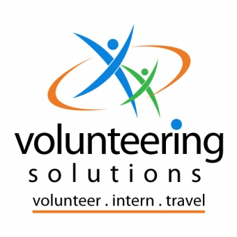Volunteering Solutions - Ghana Logo