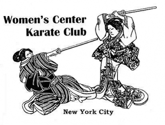 Women's Center Karate Club NYC Logo