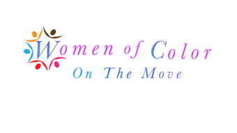 Women of Color on the Move Logo