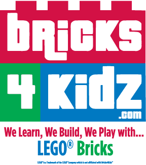 Bricks 4 Kidz of Lexington, Columbia Logo