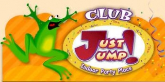 Club Just Jump! Indoor Party Place Logo