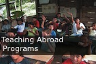 Teaching Abroad Programs