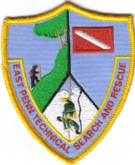 East Penn Technical Search and Rescue Logo