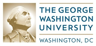 George Washington University Online Master of Science in Electrical Engineering Logo