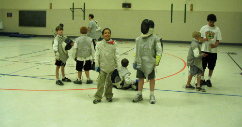 Have Blade Will Travel Fencing K12 Academics