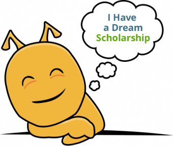 'I have a Dream' Scholarship Logo