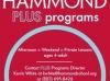 Hammond PLUS Programs