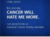 The American Cancer Society Inc.