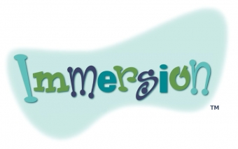 Immersion Presents Logo