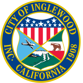 City of Inglewood Public Library Logo