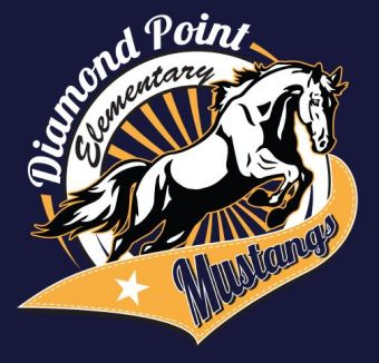 Diamond Point Elementary Logo