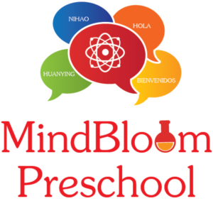 MindBloom Preschool Logo