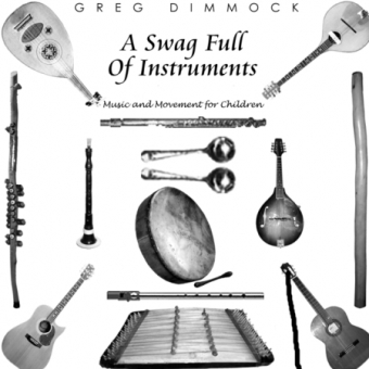 A Swag full of Instruments  Logo